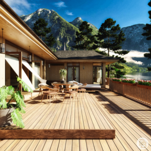 Mountain Terrace
